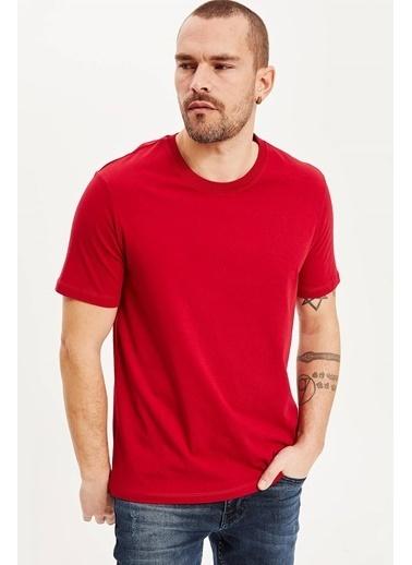 DeFacto Basic T-shirt Kırmızı